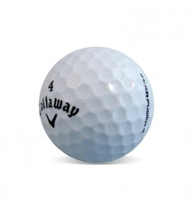 Bolas de golf Callaway CXR Power en Grado Perla (25 pelotas de golf)