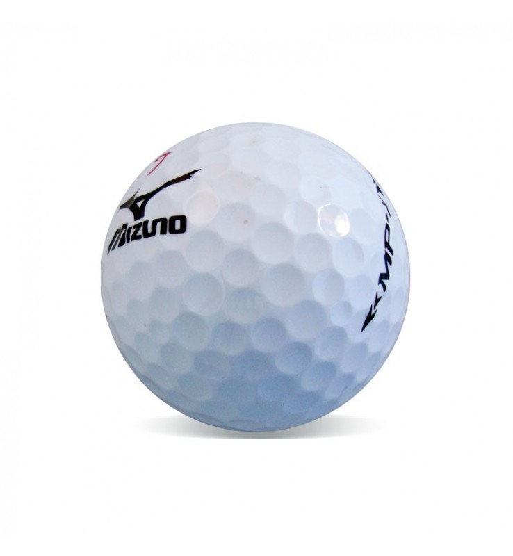 Bolas de golf recuperadas Mizuno - Grado perla