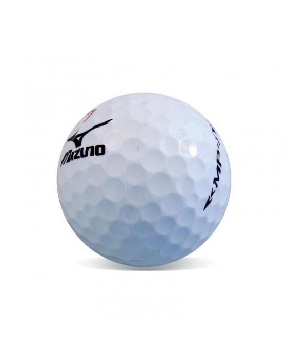 Bolas de golf recuperadas Mizuno - Grado Perla (25 uds.)