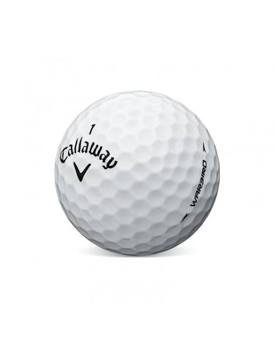 Callaway Warbird Grado Perla (25 bolas de golf)