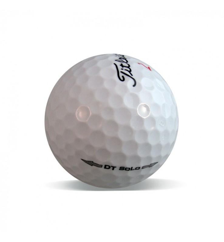 Titleist DT (25 bolas de golf)