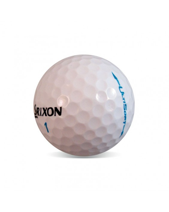 Srixon UltiSoft en Grado Perla (25 bolas de golf)