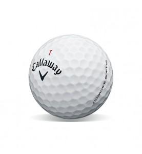 Callaway Chrome Soft (25 bolas de golf)