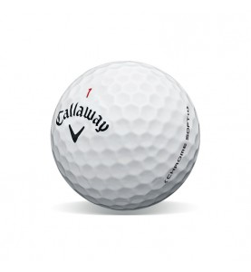 Callaway Chrome Soft  Grado Perla (25 bolas de golf)