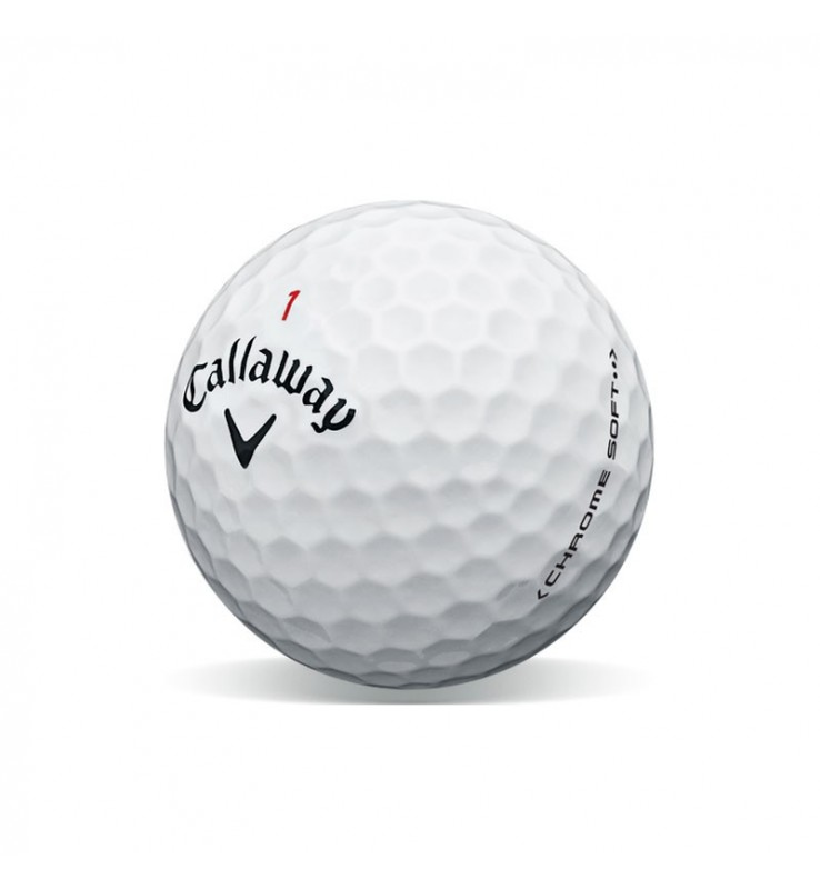Callaway Chrome Soft (25 bolas de golf)
