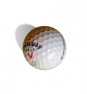 Calaway Big Bertha (25 bolas de golf)