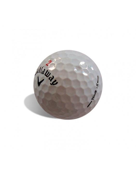 Callaway Tour i Grado Perla (25 bolas de golf)
