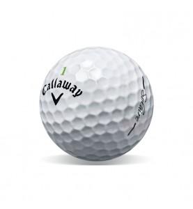 Callaway Solaire - Grado Perla (25 bolas de golf)