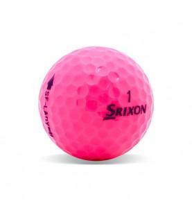 Lady Srixon Rosa - Grado Perla (25 bolas de golf)