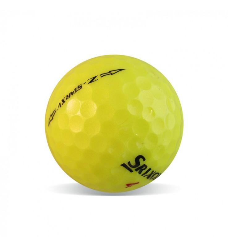 Srixon Z Star Amarilla (25 bolas de golf)