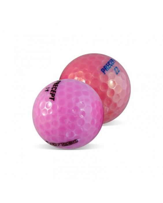 Lady Precept rosa - Grado Perla (25 bolas de golf)