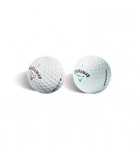 Callaway HX Hot y HX Bite Grado Perla (25 bolas de golf)