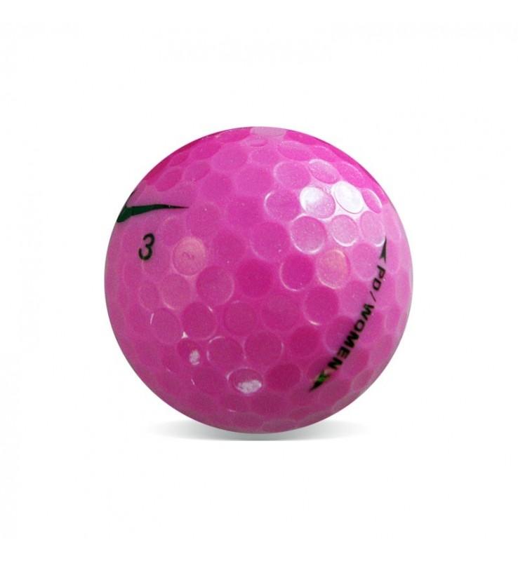 Nike PD Women Rosa - Grado Perla (25 bolas de golf)