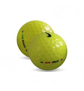 Nike RZN Amarilla (25 bolas de golf)
