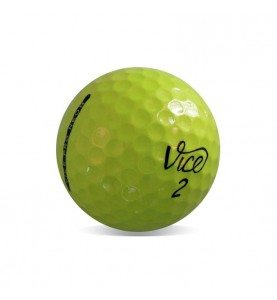VICE Pro Pistacho - Grado Perla (25 pelotas de golf recuperadas)