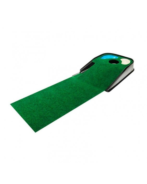Alfombra Dunlop para practicar golf en casa o en el despacho