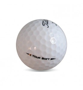 Titleist Tour Soft - Grado Perla (25 bolas de golf)