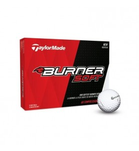 Taylor Made Burner Soft (12 bolas de golf)