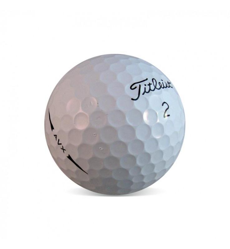 Titleist AVX Grado Perla (25 bolas de golf)