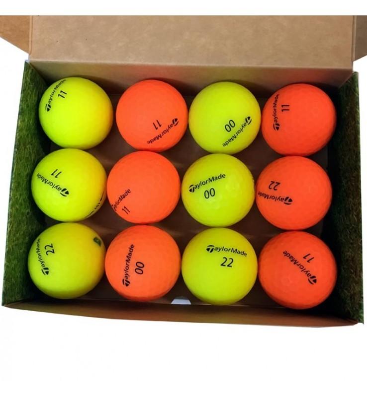 Taylor Made Project (s) color (12 bolas de golf)