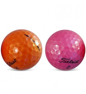 Titleist Velocity color - Grado Perla (25 bolas de golf)