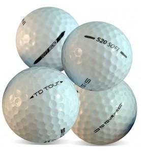 Inesis Tour en Grados Perla, A y B (25 bolas de golf)