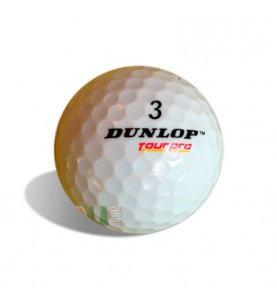 Dunlop Mix (25 bolas de golf)
