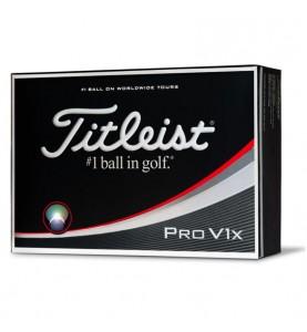 Titleist Prov1x - (12 bolas de golf)