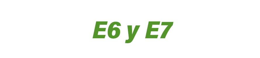 E6 y E7