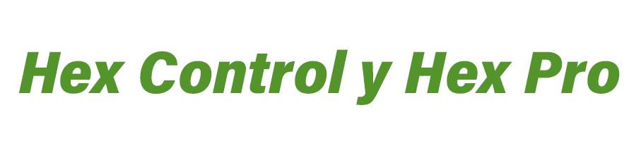 Hex Control y Hex Pro