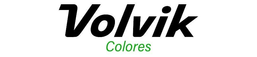 Volvik colores