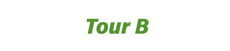 Bridgestone B330 Tour, la pelota de golf de 4 capas