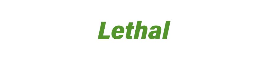 Lethal - TaylorMade - bolas de golf segunda mano