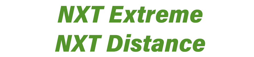 NXT Extreme y NXT Distance