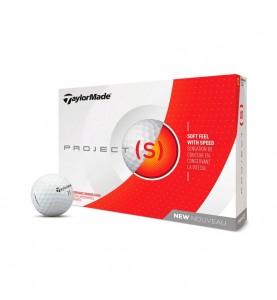 Taylor Made Project (s) - (12 bolas de golf)