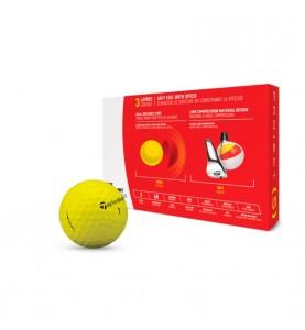 Taylor Made Project (s) Amarilla - (12 bolas de golf)