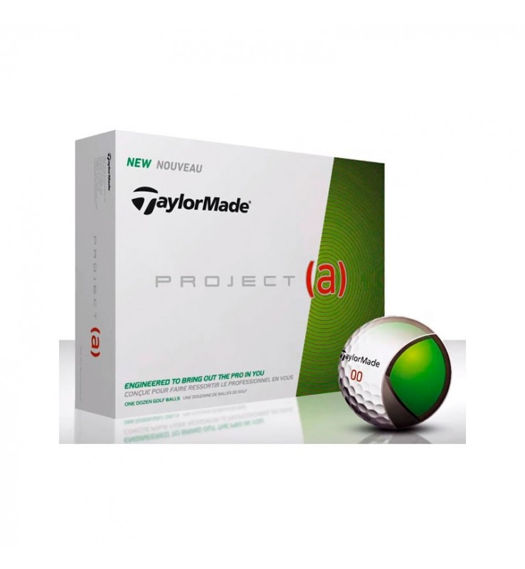 Taylor Made Project (a) - (12 bolas de golf)