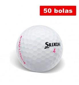 Lady Srixon - Grados Perla  y B (50 bolas de golf)